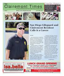 Christmas Tree Recycling East County San Diego by Clairemont Times January 2016 By Clairemont Times Issuu