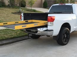 DIY Truck Bed Slide. Https://www.facebook.com/rpgwoodworking/   For ... Diy Custom Truck Bed Rod Holder The Hull Truth Boating And Cover Up A Doityourself Tonneau Hot Network Terrific Hover To Zoom F Decked Organizer Simplest Slide For Chevy Avalanche Youtube Storage Homemade Convert Your Into A Camper Building Raindance Designs Sliding Drawers Trays Utes New Zealand Airplex Auto Boxes Drawer Home Fniture Design Kitchagendacom Tacoma Bed Slide Expedition Portal Build Album On Imgur