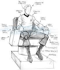 Star Trek Captains Chair by Star Trek Guest Blog A Collector U0027s Trek 1