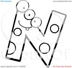 N Letter Splash Logo Blue Dots And Bubbles Letter Design On