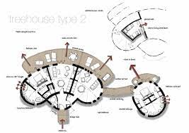 104 Tree House Floor Plan S House S 51118