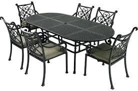 outdoor table metal littlelakebaseball