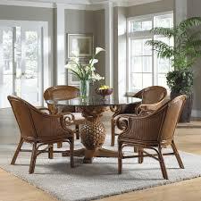 Good Indoor Wicker Dining Chairs