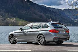 New BMW 530d Touring 2017 review pictures