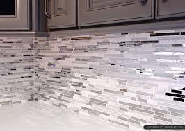 glass backsplash tile fresh on unique 5 modern white marble metal