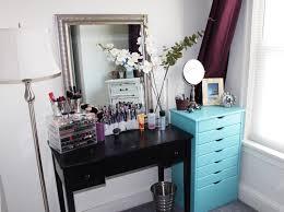 Vanity Chair With Wheels by Furniture Vanity Makeup Desk Bed Bath And Beyond Vanities Bed