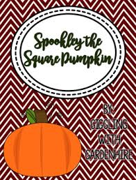 Spookley The Square Pumpkin Writing Activities by Spookley The Square Pumpkin Activities By Giggling With Gardenhire