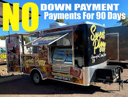 100 Food Trucks In Phoenix Truck Builders Of