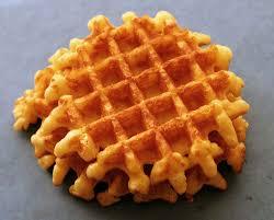 gaufre liegeoise waffle recette de la pâte à gaufre liégoise