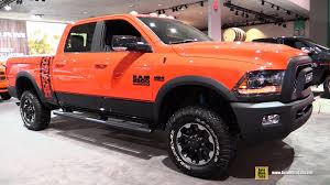 2017 Ram 2500 Power Wagon - Exterior And Interior Walkaround - 2016 ...