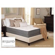 winsley eurotop mattress