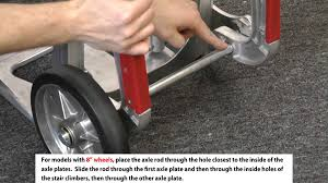 Hand Truck Assembly Youtube Throughout Breathtaking Harper Hand ...
