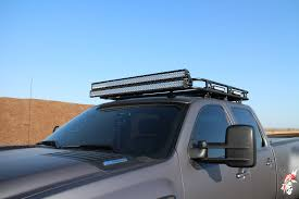 100 Truck Light Rack The RoofMounted LED Bar Is The Cab Visors Cousin The Drive