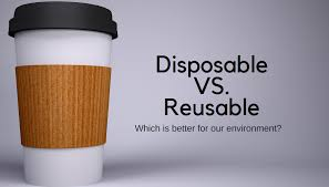 Reusable VS Disposable Which One Is Better For The Environment