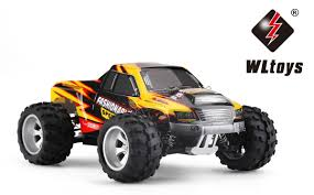 WL Toys - 1/18 High Speed Monster Truck (35 Km/h) Hot Wheels Monster Jam Mighty Minis 2 Pack Assortment 600 For Vtech 501803 Toot Drivers Truck Toy Wsehold Cstruction Toy Lego City Town For 5 To 12 Years Rollplay Ride On 35999 Hamleys Toys And Games Oxford Toys 33 0 From Redmart Cyborg Shark 164 Scale Toys Pinterest Great Vehicles Snickelfritz 364 T Jpg 1520518976 Kids Atecsyscommx Wow Mack Brightminds Educational Gifts Friction Powered Cross Country Blue Orange Grave Digger