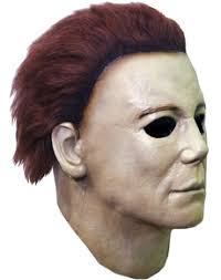 Halloween 8 Resurrection Mask by Michael Myers Products To Buy Online For Your Halloween Party