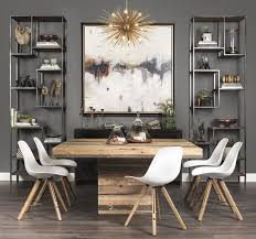Modern Dining Room Set Best Contemporary Dining Rooms Ideas at
