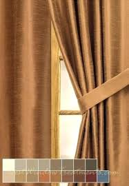 Peri Homeworks Collection Curtains Gold by Raw Silk Curtains Curtains And Drapery Panels Raw Silk Raw Silk