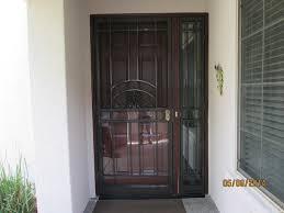 Peachtree Patio Door Glass Replacement by Steel Security Doors Sacramento Screen Doors Goodwin Cole