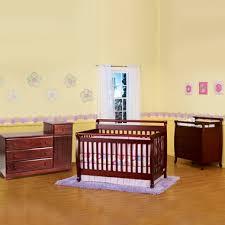 davinci 3 piece nursery set emily 4 in 1 convertible crib with