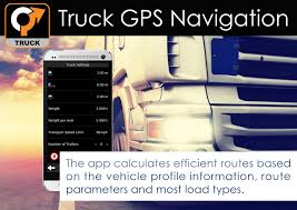 100 Truck Gps App GPS Navigation By Aponia For Android APK Download
