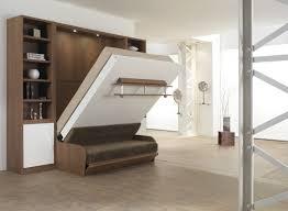 canap avec biblioth que int gr e résultat de recherche d images pour lit escamotable chambres