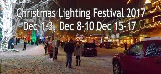Christmas Lighting Festival Leavenworth WA Festival