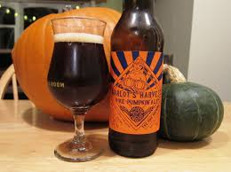 Elysian Night Owl Pumpkin Ale by Halloween Beer The Parting Glass