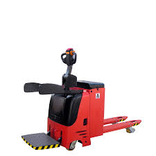 100 Pallet Truck Electric With A Travel Speed Of 9 Km H KHHS Veni Co