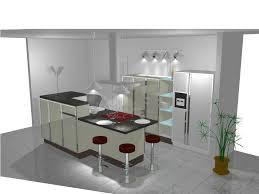 meuble ilot cuisine enchanteur cuisine ilot central bar avec ambiance cuisine meubles