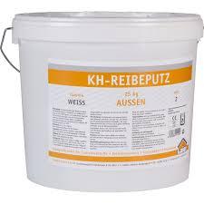laier kunstharz reibeputz körnung 2 mm weiß 25 kg