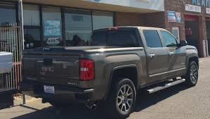 Flawless Paint Match On This 15' GMC Denali With Our Elite LX ...