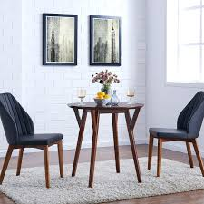 Small Dining Room Table With Two Chairs Tables Leaves Narrow For ...