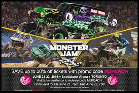 CONTEST: Win Monster Jam Tickets | Entertain Kids On A Dime Blog Monster Jam Crush It Playstation 4 Gamestop Phoenix Ticket Sweepstakes Discount Code Jam Coupon Codes Ticketmaster 2018 Campbell 16 Coupons Allure Apparel Discount Code Festival Of Trees In Houston Texas Walmart Card Official Grave Digger Remote Control Truck 110 Scale With Lights And Sounds For Ages Up Metro Pcs Monster Babies R Us 20 Off For The First Time At Marlins Park Miami Super Store 45 Any Purchases Baked Cravings 2019 Nation Facebook Traxxas Trucks To Rumble Into Rabobank Arena On