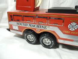 VINTAGE NYLINT SOUND MACHINE FIRE TRUCK Amazoncom Playmobil Ladder Unit With Lights And Sound Toys Games 8piece Kids Portable Fire Truck Pretend Play Toy Set W Upc 018005255 Nylint Machine Water Cannon Memtes Electric Sirens Sounds Bru03590 Bruder Scania R Series Engine With Slewing Effect Youtube Of 2 Tender Rescue New For Boys Man Crane Light And Module Categories Vintage Nylint Sound Machine Fire Truck Vintage 15 Similar Items
