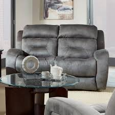 Southern Motion Reclining Sofa Power Headrest by Southern Motion Showcase Double Reclining Loveseat With Power