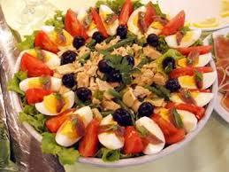 recetes de cuisine recette salade nicoise les recettes de cuisine en