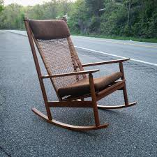Just Bought A Hans Olsen For Juul Kristensen Rocker For $35 ... Neo Mobler Hans Olsen Model 532a For Juul Kristsen Teak Rocking Chair By Kristiansen Just Bought A Rocker 35 Leather And Rosewood Lounge Chair Ottoman Danish Modern Rocking Tea A Ding Set Fniture Funmom Home Designs Best Antiques Atlas Retro Picture Of Vintage Model 532 Mid Century British Nursing Scandart