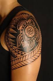 100 Polynesian Tattoo Photos That Are Gorgeous