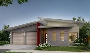 104 Skillian Roof Moreton Skillion House Plans 131951