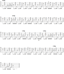 Ill Fly Away Clawhammer Banjo Tab Part 2