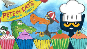 Pete The Cat And Missing Cupcakes Cartoon