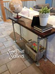 Articles Diy Pipe Dining Table With Plumbing Tag Stupendous Pallet Standup Desk Steel Legs New