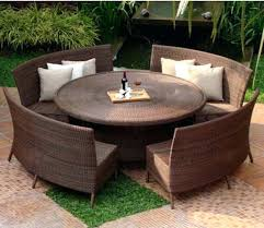 Semi Circle Outdoor Patio Furniture by Circular Outdoor Furniture Furniture Decoration Ideas