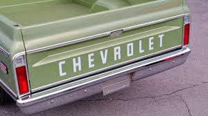 100 68 Chevy Truck Parts Your Definitive 196772 Chevrolet CK Pickup Buyers Guide