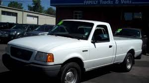 100 Family Truck And Vans S And 2001 Ford Ranger Stock B21256 YouTube