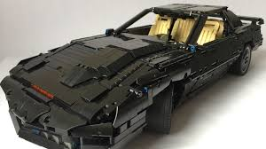 The Classic KNIGHT RIDER Car K.I.T.T. Gets An Awesome LEGO Build ...