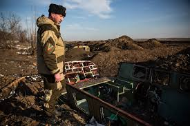 100 Ricks Pro Truck The Lessons Of Debaltseve Armored Vehicles Still Matter But They