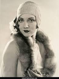 1920s Fashion Women On 20s