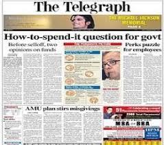The Telegraph Epaper